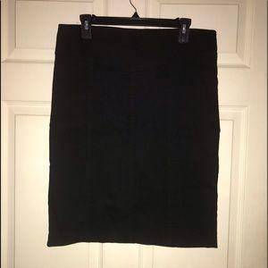 Rampage Juniors Pencil Skirt